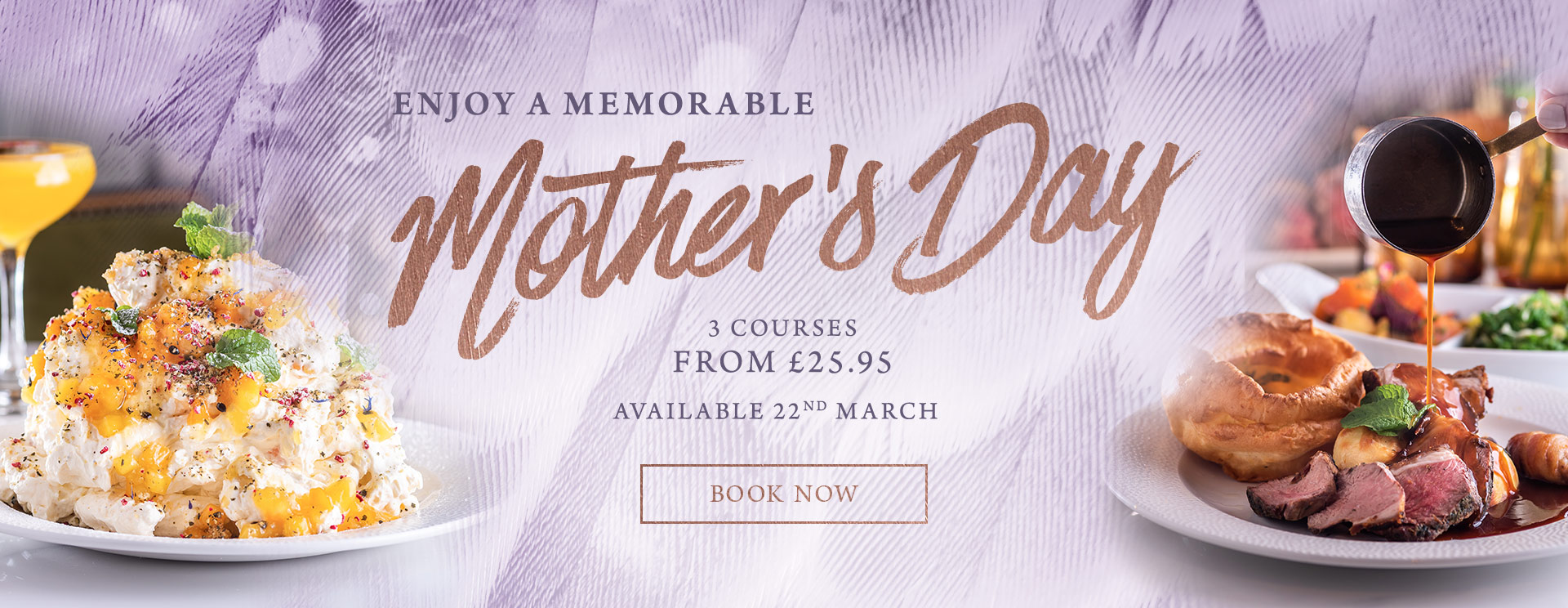 Mother's Day 2019 at The Anchor Inn