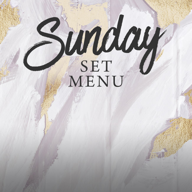 Sunday set menu at The Anchor Inn