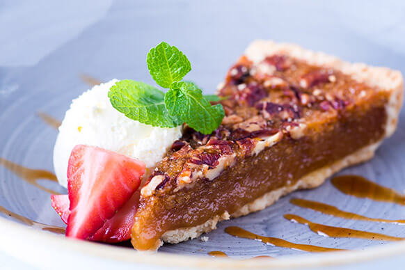 Desserts at The Anchor Inn this Father's Day